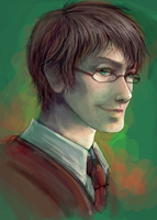 Harry Potter by Sepsku