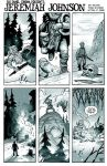 Six Panel Cinema: Jeremiah Johnson by Steevcomix
