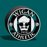 Wigan Athletic 3D by drifter765
