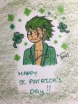 Luck of the Zoro by XxGreenNinjaChickxX