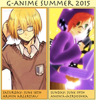 G-Anime Summer 2015 Lineup by Midnight-Cupcakes