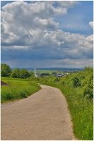 View over the Rhine valley pt.3 by bibamus-pd
