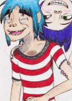 Got you .colored. 2D by radioheadsgirl118