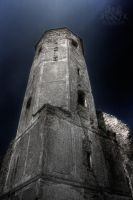 Lone Tower by beregond3019