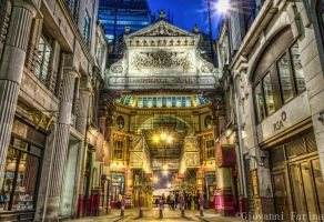Leadenhall Market v2 by farigiovanni