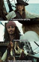 I love pirates by Iloveremus