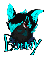Bunny thingy thing by Swim-Punk
