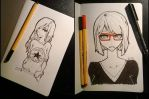 New sketchbook by poliip