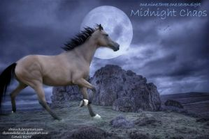 Midnight Chaos by JuneButterfly-stock