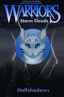 Halfshadow6's Warrior Cats Cover Art (Gift) by DrakynWyrm