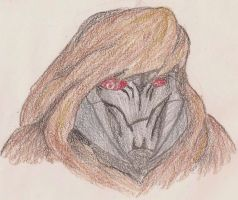 Megatron CP by Drabble-Monster