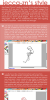 Tutorial/Process P1: Sketching by jecca-zn