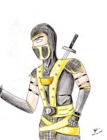 Scorpion by antihumpygrumpy06