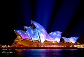 Opera House Blues by FireflyPhotosAust