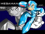 Mega Man Wallpaper by SnafuDave