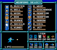 MMM Weapon Select 1 by hfbn2