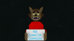 Free Character Commissions! (Rules in Description) by glazuki