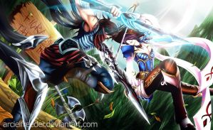 League of Legends Pre-Season 3 Digi-Art Entry by ArcielFreeder
