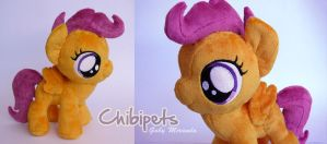 Scootaloo custom plus by Chibi-pets