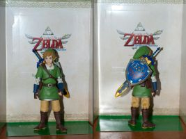 Figma Link - Showcase, front and back by PlasticSparkPhotos