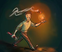 Bioshock: Tin Tin Edition by larbox