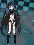 Black Rock Shooter by KeybladeMewKasa