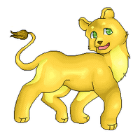 Lion by shinshu-inu
