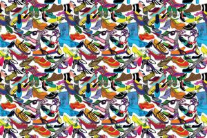 Shoes Pattern by lightsofreason