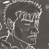 Guts Sketch by ccs1989