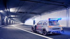 Dacia 500 extreme tuning 9 by cipriany