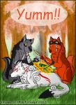 Okami_Barbecue_Wolf250 Contest by Tenaga