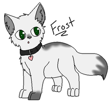Yard Sale Chibi *Frost* by MissKittens