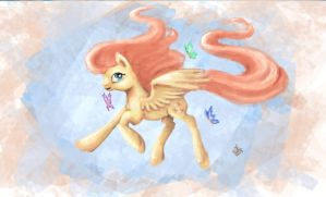 Flutterfly by vixetra