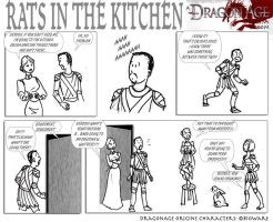 DAO: Rats in the kitchen by SoniaCarreras