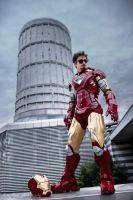 I Am Iron Man by FredProps