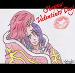 Happy Valentine's day by BurstAngel