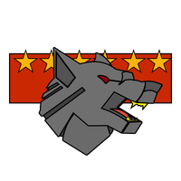 Clan Wolf in Exile Insignia by Viereth