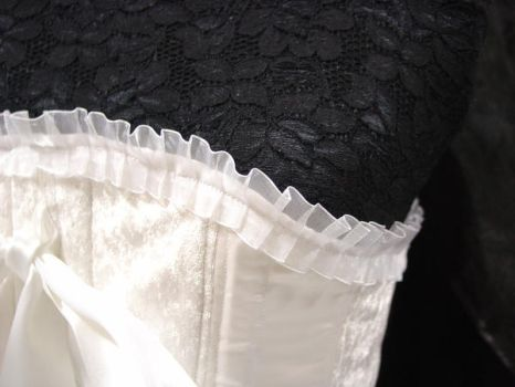 Rosslyne Detail 3 in white by Obsidian-Lace