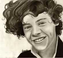 Harry Styles by manueee