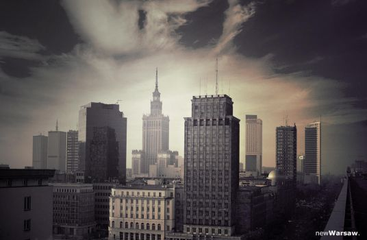 new Warsaw by fightmyself