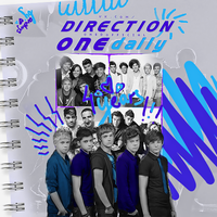One-Direction-4-Years! by ANCHOYS-AN
