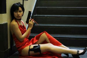 Ada Wong - Most Dangerous Spy by CrystalMoonlight1