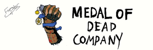 Medal of Dead Company by firestar1202