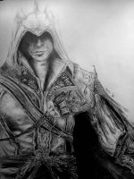 Ezio by Dark4Light