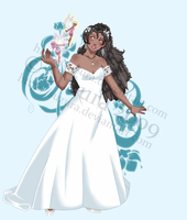 Ayanna Commission by Cocodoo