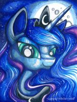 The Moon princess by Lunar-White-Wolf