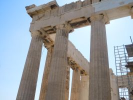 The Acropolis by miranderp