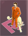 TAB: Giovanni and Persian by espie