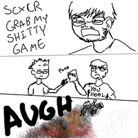 shitty games by TeamAquaSuicune