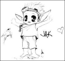 Jak and Daxter by theanimejump